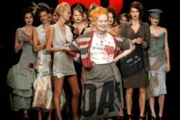 Vivienne Westwood premia la filiera 4sustainability